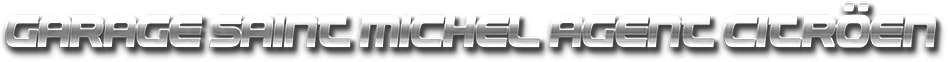 Logo GARAGE SAINT MICHEL